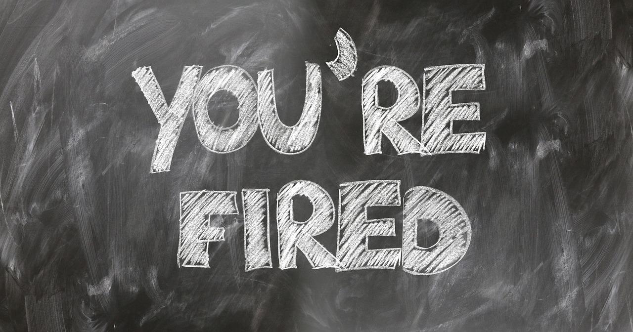 ontslag van een werknemer